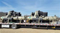 261565 - 400 Ton TRANE Water Chiller - 2 Available