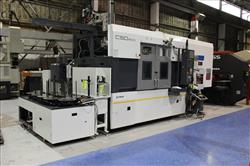 261837 - FUJI Parallel Twin Spindle CNC Lathe