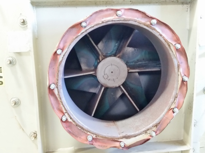 Twin City Fans And Blowers : Twin city centrifugal fan for sale used