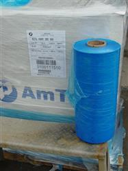 "264244 - AM TOPP Blue Machine Stretch Film - 20""80ga 5000', 40 rolls"