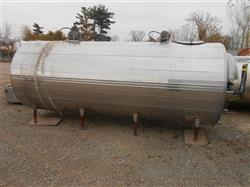 264983 - 1500 Gallon ZERO Cooling Tank