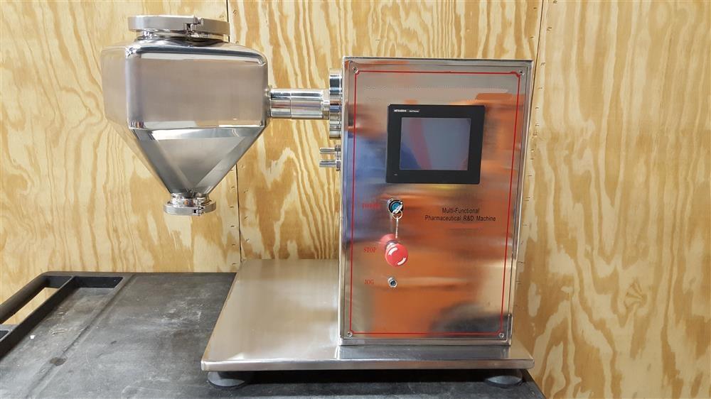 IBC Lab Bin Blender - 10 Liter