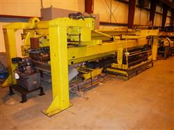 265117 - 60in X 20ft ROWE Sheet Stacker