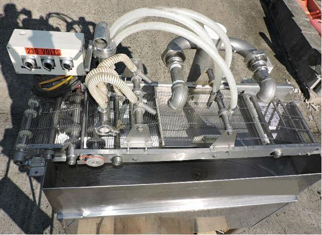 "Image Enrober with 10"" X 48"" Wire Rail Conveyor 793405"