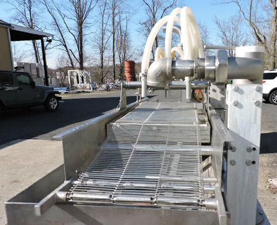 "Image Enrober with 10"" X 48"" Wire Rail Conveyor 793364"