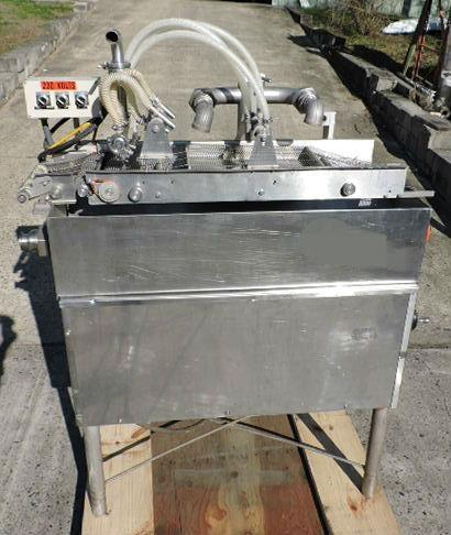 "Image Enrober with 10"" X 48"" Wire Rail Conveyor 793404"