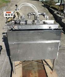"265148 - Enrober with 10"" X 48"" Wire Rail Conveyor"