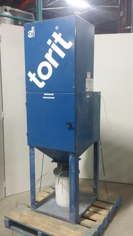 Donaldson Torit Dust Collec 265580 For Sale Used