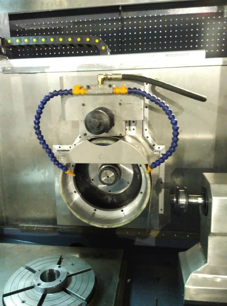 Image Periphery CNC Grinding Machine for Indexable Carbide Insert 795478