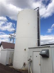 266744 - 20000 Gallon DCI Silo - Stainless Steel, Insulated, Refrigerated