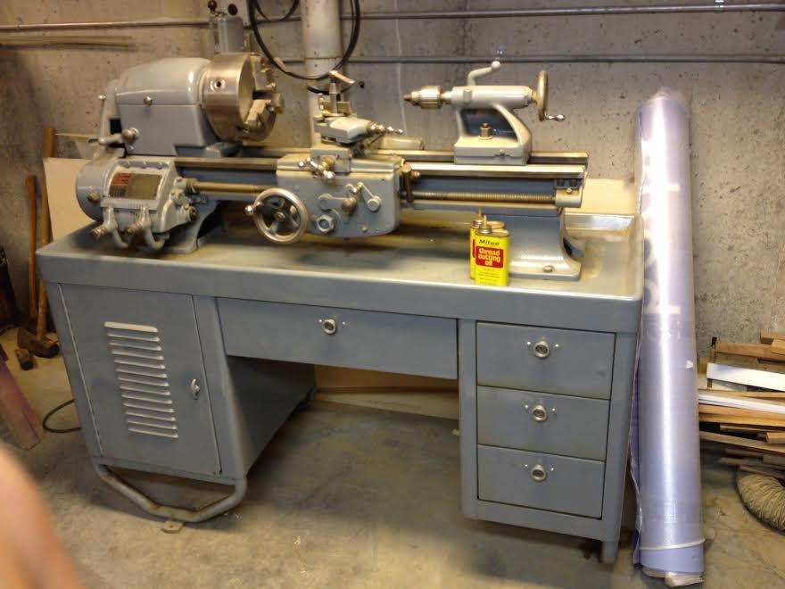 Metal Lathe For Sale >> Logan 825 Metal Lathe 266865 For Sale Used N A