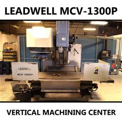 267529 - LEADWELL 3-Axis Vertical Machining Center