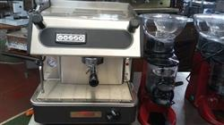267602 - EXOBAR Espresso Machine with Cunill Grinder
