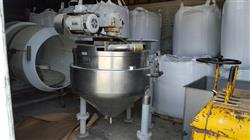 268178 - 100 Gallon GROEN Jacketed Agitated Steam Kettle