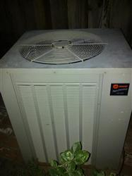 268192 - TRANE TUE120A960K2 Central Air and Heating System