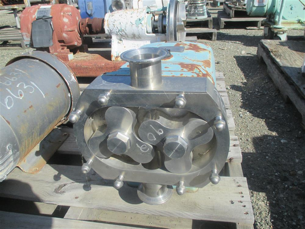 Image G AND H Positive Displacement Pump 809243