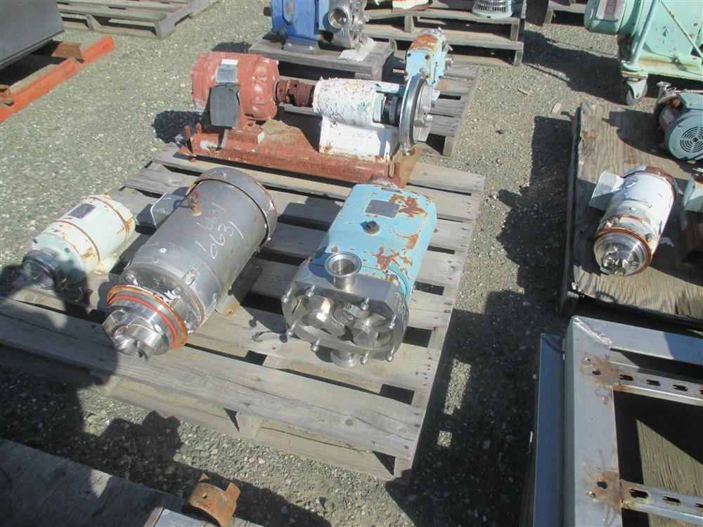 Image G AND H Positive Displacement Pump 809245