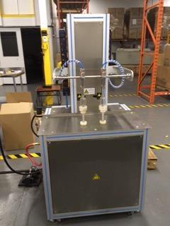 Prototype Spray Coating Machine