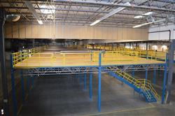 269754 - 10120 Sq. Ft. Mezzanine - 14ft tall
