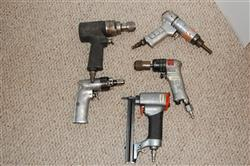 270561 - Lot of Pneumatic Tools