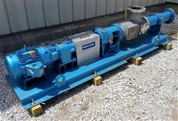 271313 - 10 HP MOYNO Progressing Cavity Pump - 6in X 6in