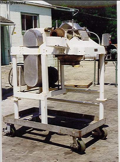 Image FITZPATRICK Model F8 Hammer Mill 379272