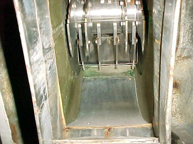 FITZPATRICK Model F8 Hammer Mill
