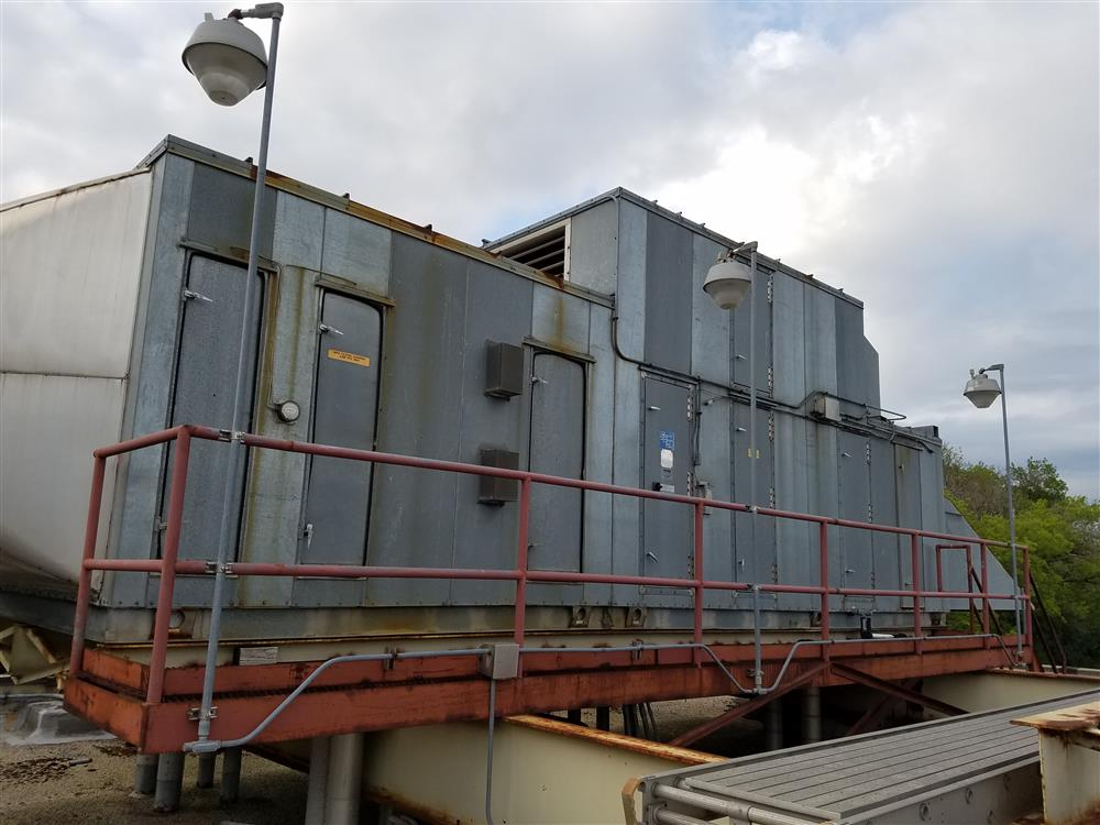 Munters Cargoaire Desiccant 271972 For Sale Used