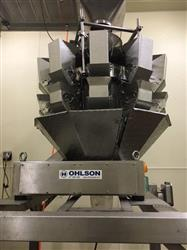 272043 - 10 Head OHLSON Combination Scale with Stand