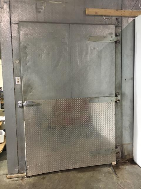 Walk In Freezer For Sale >> Russell Walk In Freezer 272048 For Sale Used N A