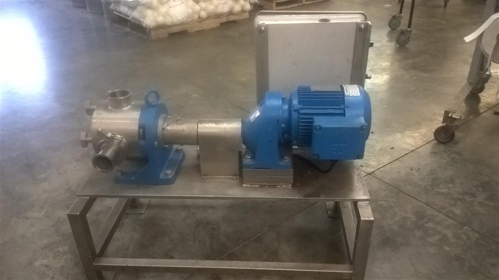 SINE Positive Displacement Pump