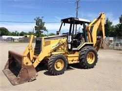 272560 - CATERPILLAR 416B Backhoe