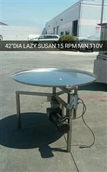 "273857 - 42"" Diameter Accumulation Table"
