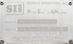 Image SCHOLZ IND. Automatic Bag Dump Station 828265