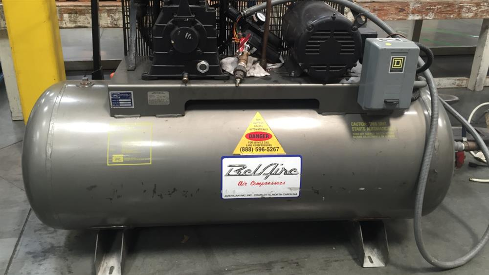 Image 10 HP BELAIRE Air Compressor 830644
