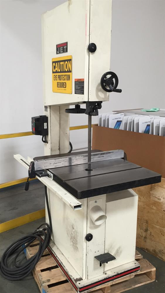 24 Jet Bandsaw 274515 For Sale Used N A