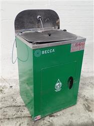 275100 - 17in X 20in X 10in ID BECCA E100M Parts Washer