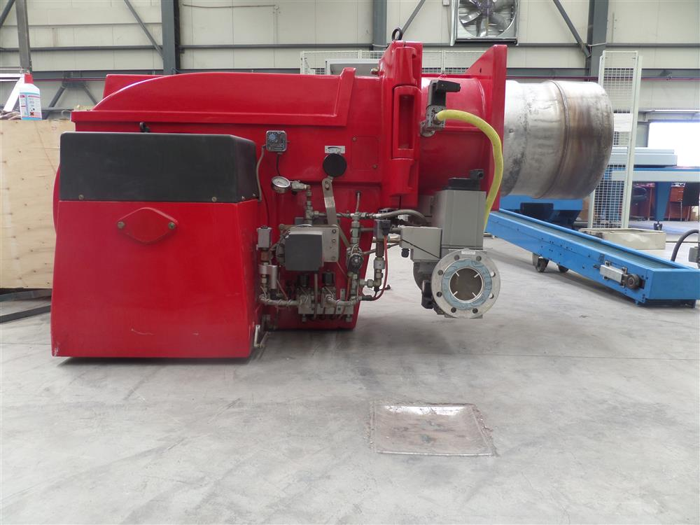 Image WEISHAUPT Natural Gas Burner - 10500KW, Model RMGS70/2-A, 50Hz 834177