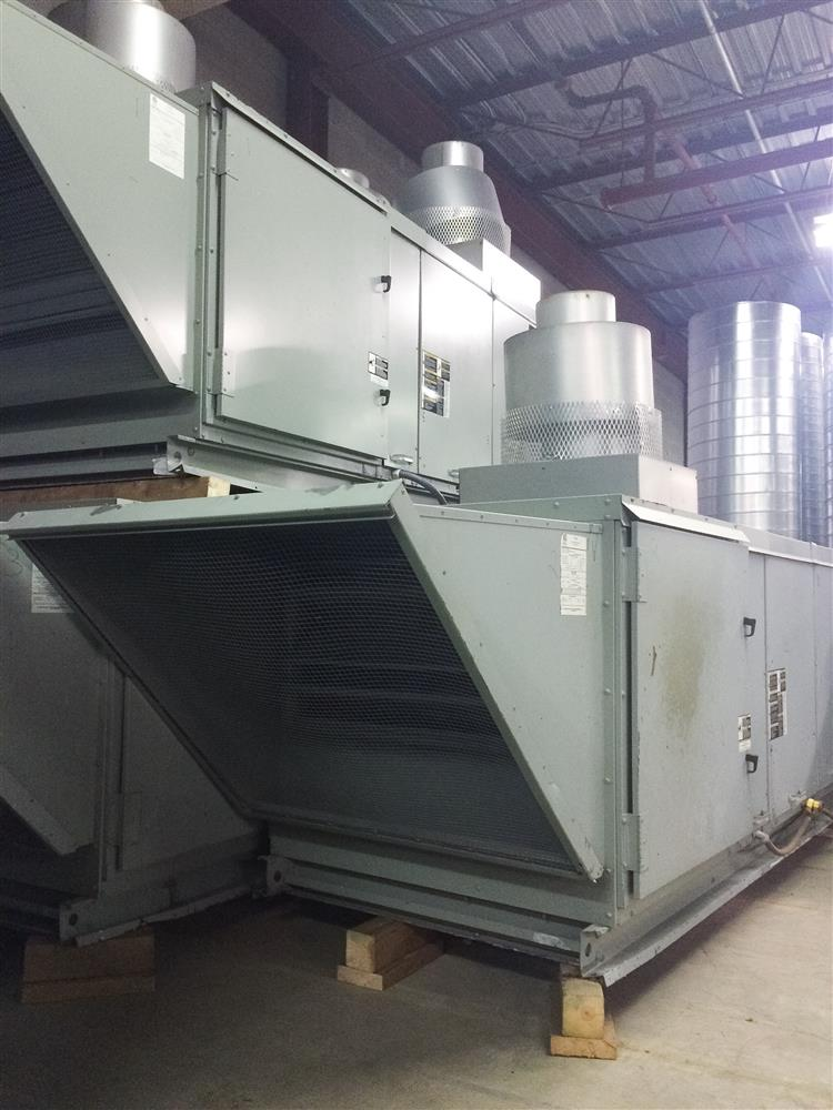 Trane Indirect Fired Ai 275867 For Sale Used N A