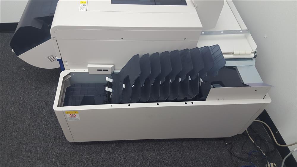 Image EPSON D-300 Dual Roll Printer & Sorter Attachment 836608