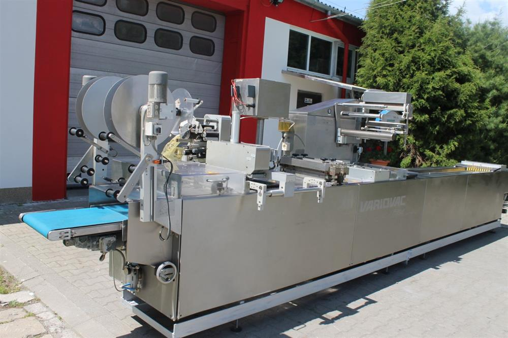 rollstock packaging machine