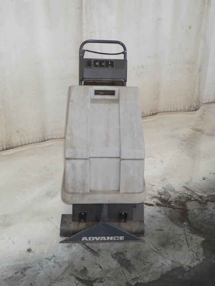 Advance aquaclean 264059 ca 276060 for sale used - Advance carpet extractor ...