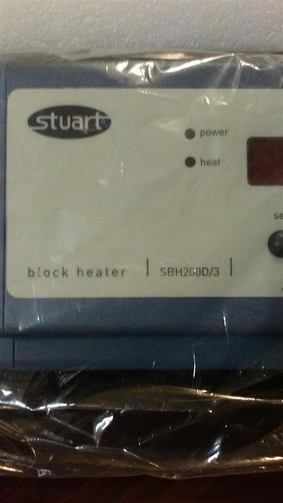 STUART Block Heater