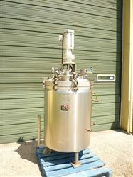 276445 - 100 Gallon LEE Reactor with Scrape Agitation