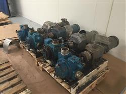 276476 - BLACKMER NPF3 Jacketed Chocolate Pump