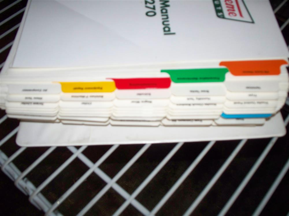 Image Full Manual For Krispy Kreme 270 Doughnut Production Line 839165