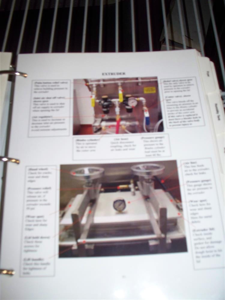 Image Full Manual For Krispy Kreme 270 Doughnut Production Line 839166