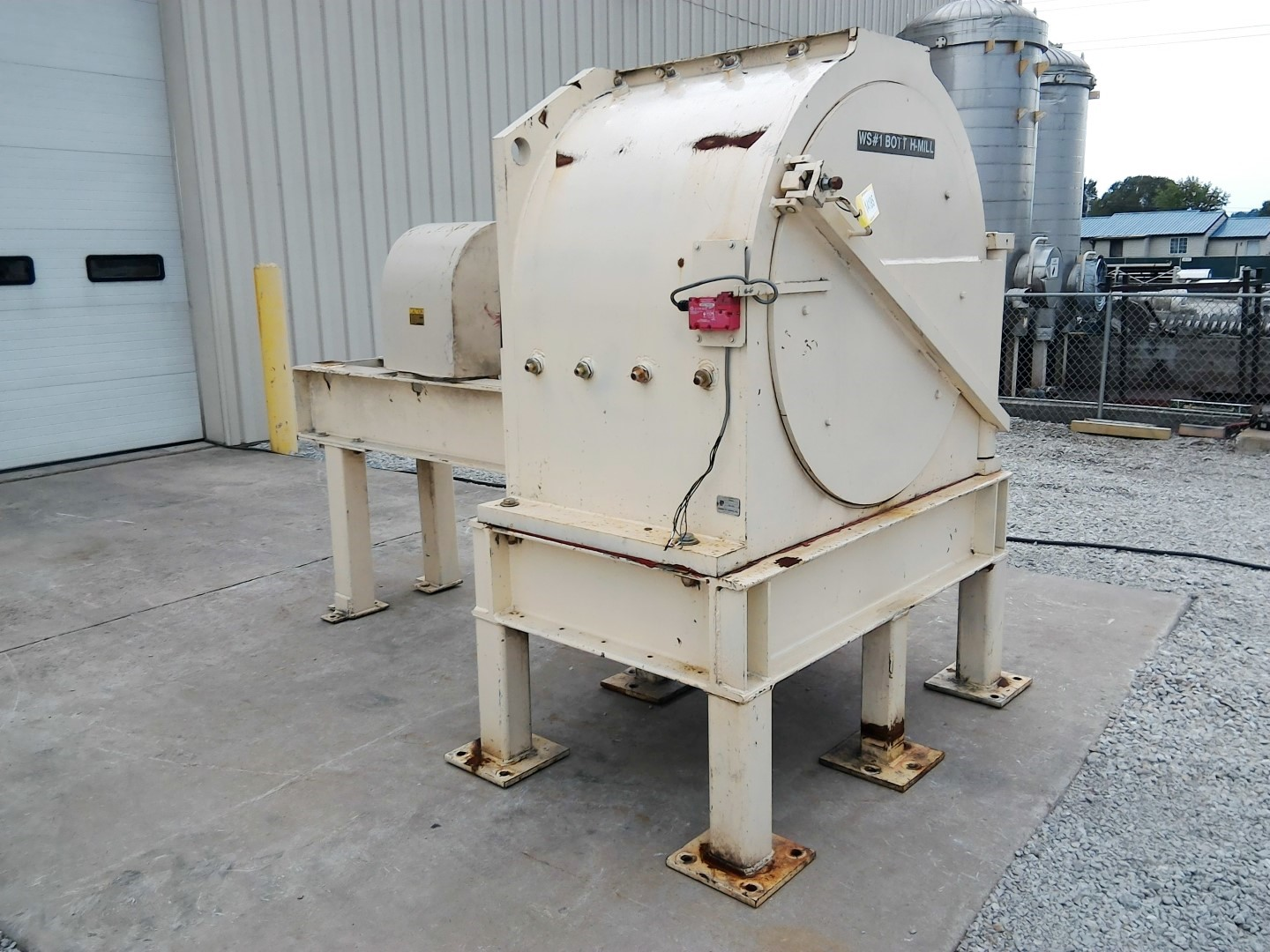 Image PRATER INDUSTRIES MM-36 Hammer Mill - No Drive 841891