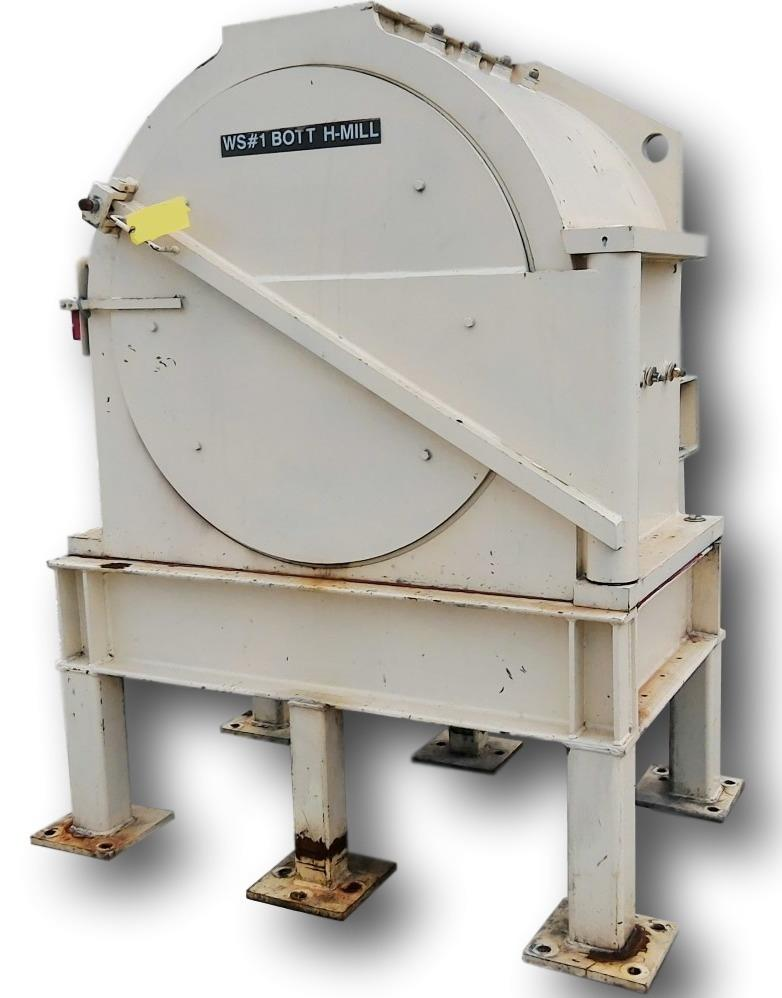 Image PRATER INDUSTRIES MM-36 Hammer Mill - No Drive 841907