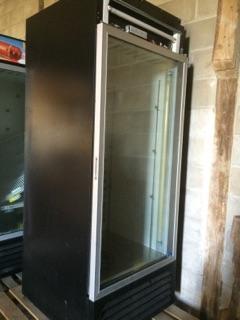 """78"""" - 5 Shelf Upright Beverage Cooler"""
